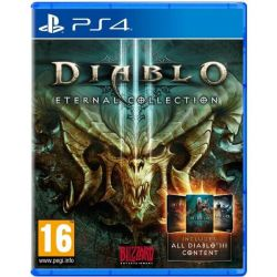 Joc DIABLO 3 Eternal Collection pentru Playstation 4