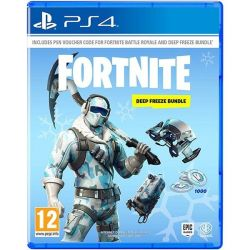 Joc FORTNITE Deep Freeze Bundle pentru Playstation 4