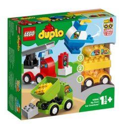 LEGO DUPLO  Primele mele mașini creative 10886