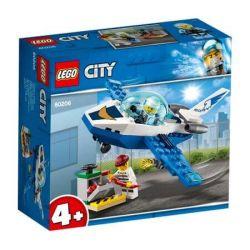 LEGO CITY POLICE Avionul politiei aeriene 60206