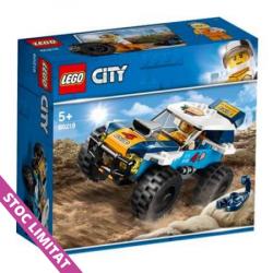 LEGO CITY Masina de raliu din desert 60218