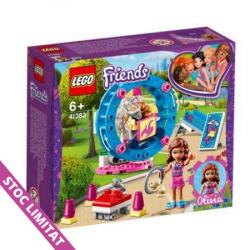 LEGO FRIENDS Terenul de joaca al hamsterului Oliviei 41383