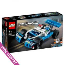 LEGO TECHNIC Urmărierea poliției 42091