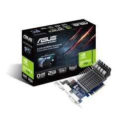 Placa video ASUS GeForce GT 710, 2 GB, DDR3, 64-bit