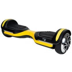 Hoverboard OVERMAX SpeedJet, negru/galben
