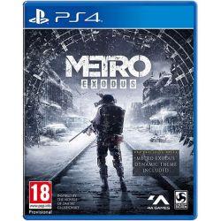 Joc METRO EXODUS pentru Playstation 4
