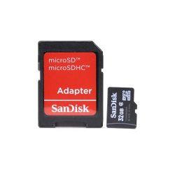 Card de memorie SANDISK microSDHC, 32 GB + adaptor SD