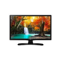 "Monitor/TV LED LG 28TK410V-PZ 28"", 1366x768 pixels, Negru"
