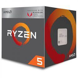 Procesor AMD Ryzen 5 2400G 3.6 GHz, Socket AM4, Box