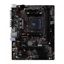 Placa de baza MSI A320M PRO-E, AMD A320, Socket AM4, mATX