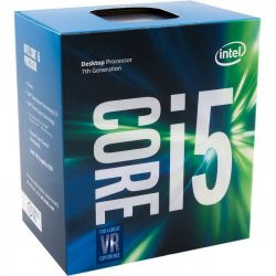 Procesor INTEL Core i5-7400 3 GHz, Socket 1151, Box