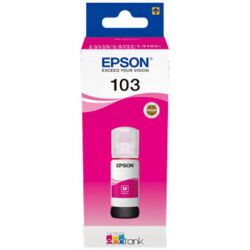 Cerneala EPSON 103 EcoTank C13T00S14A, cyan