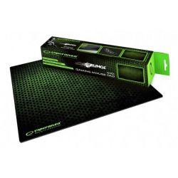 Mousepad ESPERANZA Grunge Midi, negru/verde