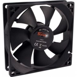 Ventilator INTER-TECH SinanPower F-92-S, 92mm