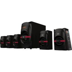 Sistem boxe 5.1 AKAI HT014A-5086F, USB/SD, Bluetooth, 105 W RMS