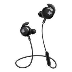 Casti + microfon Bluetooth PHILIPS Bass+ SHB4305BK/00, negru