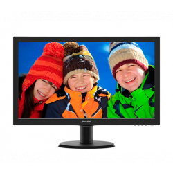 Monitor LED PHILIPS 243V5LHAB/00