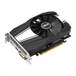 Placa video ASUS GeForce GTX 1660 Phoenix O6G 6GB GDDR5 192-bit, DVI, HDMI