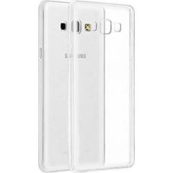 Husa spate TPU OEM pentru Samsung Galaxy A8 2018, Transparenta, Bulk