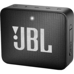 Boxa bluetooth JBL GO 2, IPX7, neagra