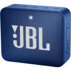 Boxa bluetooth JBL GO 2, IPX7, albastra