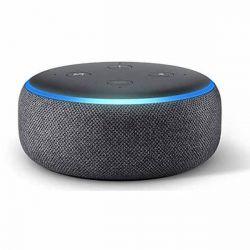 Boxa Amazon Echo Dot 3 Alexa, Neagra