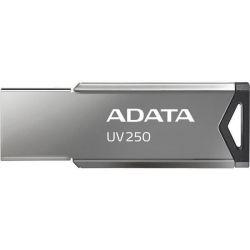 Memorie flash ADATA UV250, 64 GB, USB 2.0, metal