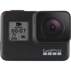 Camera actiune GOPRO Hero 7 Black + Bonus Card MicroSD 32 GB