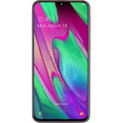 TELEFON SAMSUNG GALAXY A40 4GB/64GB CORAL