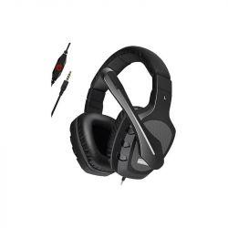 Casti + microfon gaming SOMIC Senicc A1, negru