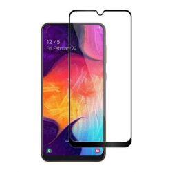 Folie de sticla 3D MOBIAMA pentru Samsung Galaxy A10, negru