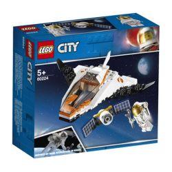 LEGO CITY Misiune de reparat sateliti 60224