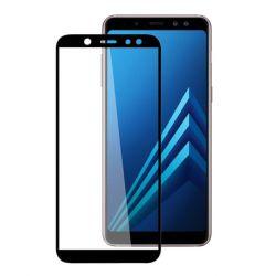 Folie sticla 3D MOBIAMA pentru Samsung Galaxy A6 2018, negru