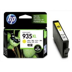 Cartus HP C2P26AE INK 935XL, Galben