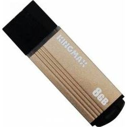 Memorie flash KINGMAX MA-06 8 GB, gold, USB 2.0