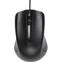 Mouse optic VIVANCO IT-MS, 1000dpi, USB, Negru