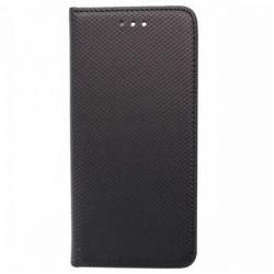Husa flip wallet OEM pentru Xiaomi Redmi Note 7, negru