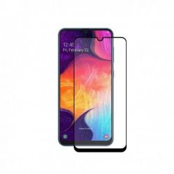 Folie sticla 3D MOBIAMA pentru Samsung Galaxy A50, negru