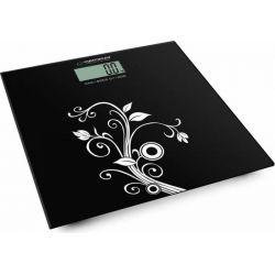 Cantar de persoane electronic ESPERANZA Yoga EBS003, 180kg, negru