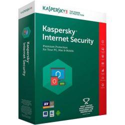 Licenta retail KASPERSKY Internet Security, valabila pentru 1 an, 1 echipament
