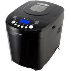 Masina de facut paine DAEWOO DBM600B, capacitate 900 g, 12 programe coacere, neagra