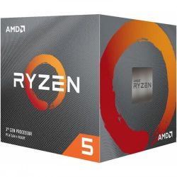 Procesor AMD Ryzen 5 3600X 3.8 GHz, Socket AM4, Box