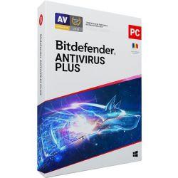 Licenta retail BITDEFENDER Antivirus Plus 2020, 1 dispozitiv, 12 luni