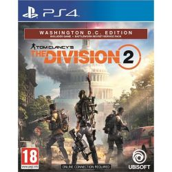Joc Tom Clancy's The Division 2 Washington D.C. Edition pentru PlayStation 4