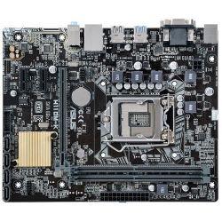 Placa de baza ASUS H110M-K, SKT 1151