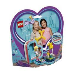 LEGO FRIENDS Cutia de vara in forma de inima a Stephaniei 41386