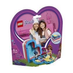 LEGO FRIENDS Cutia de vara in forma de inima a Oliviei 41387