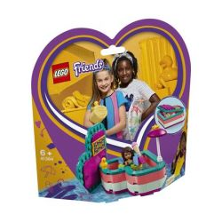 LEGO FRIENDS Cutia de vara in forma de inima a Andreei 41384