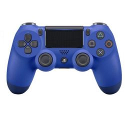 Controller Sony Dualshock 4 V2 pentru Playstation 4, Wave Blue