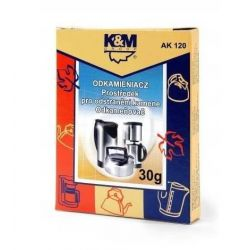 Decalcifiant pudra universal K&M DECALC-AK120, 30 g